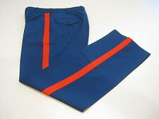 US USMC Service Dress Blue Red Pants Trousers Marines Corps 30 L Long EUC