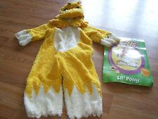 Size 3-12 Months Fuzzys Western Horse Pony Halloween Costume Disguise EUC