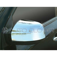 Chrome Side Mirror Cover Full For 2005 2009 Hyundai Tucson