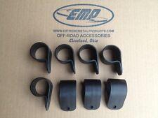 UTV Windshield Fasteners.  Molded Plastic (pack of 8) Fits: Polaris Ranger, RZR,