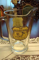 Route 66 Mother of Roads water pitcher