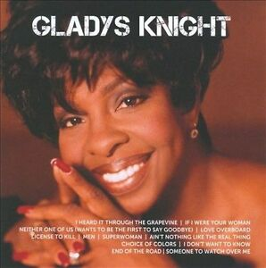 GLADYS KNIGHT Icon CD BRAND NEW Best Of Compilation