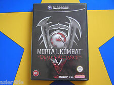 MORTAL KOMBAT DEADLY ALLIANCE - GAMECUBE - Wii Compat.