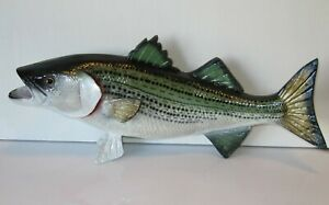 "Striped Bass 18"" Wall Art"