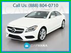 2015 Mercedes-Benz CLS-Class CLS 550 4MATIC Coupe 4D Parktronic w/Active Parking Assist Power Door Locks Backup Camera Traction