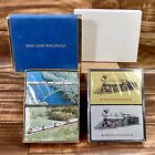 Soo Line Railroad 2 Pack Playing Cards x 2 in Plastic Presentation/Box Sealed