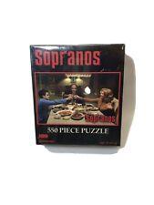 Vintage Sopranos 550 piece puzzle New