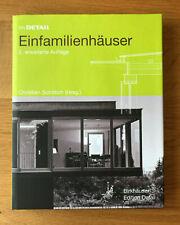 im Detail - Einfamilienhäuser - Architekturbuch - Fachliteratur