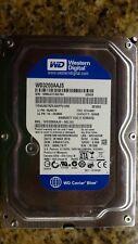 Western Digital WD 3200 AAJS 320gb SATA II 300 MBIT SMART PROT. 8812 betriebsstd.