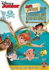 Jake and the pirates of country Imagination return Peter Pan DISNEY DVD NEW