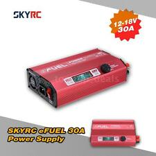 HOT SKYRC eFUEL 30A AC 100-240V to DC 12-18V Power Supply for RC Helicopter W2M8
