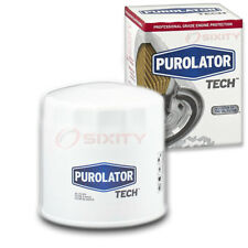 Purolator TECH Engine Oil Filter for 2001-2010 Ford Explorer Sport Trac - ci