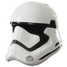 Star Wars: The Force Awakens Adult Stormtrooper 2-Piece Helmet New
