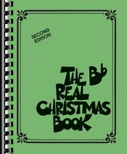 The Real Christmas Book Sheet Music Bb Edition Real Book 2nd Edition 000240345