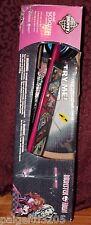 Mattel Huffy Monster High Inline Lights & Sounds Scooter 28895 Black/Pink