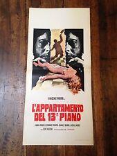 L'Appartamento Del 13° Piano locandina poster La Semana Del Asesino Horror