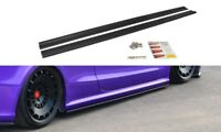 SIDE SKIRTS ADD-ON DIFFUSERS AUDI RS5 8T PRE-FACE & FACELIFT (2010-2015)