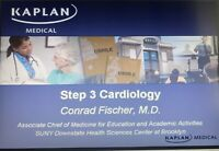 Kaplan USMLE Step 3  2008-2009 Course Lectures Videos USED,VERY Good Quality