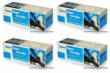 Full set of Compatible Toner Cartridges Dell 2150cdn  2150cn 2155cn 2155cdn