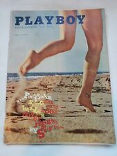 Playboy Magazine, July 1960, Very Good, Complete.