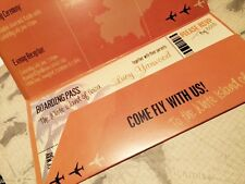 25 Viaggi Vacanza carta d'imbarco Biglietto Inviti di Nozze con portafogli!