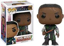 Doctor Strange Movie Karl Mordo Pop Vinyl Figure Funko 170 Marvel