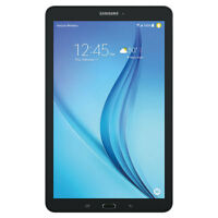 "Samsung Galaxy Tab E 8"" 16GB Black 4G LTE Verizon SM-T377VZKAVZW"