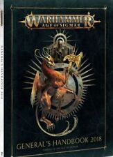 Age of Sigmar General's Handbook 2018 - Brand New! - FREE Shipping