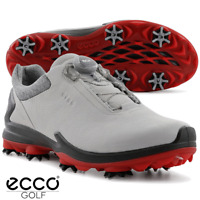 ECCO M GOLF BIOM G3 BOA MENS GORE-TEX® WATERPROOF GOLF SHOES +FREE SHOE BAG