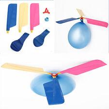 Interessant Kinder Spielzeug Ballon-Hubschrauber aus Kunststoff Ballons Fliegen