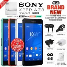 Sony Xperia Z3 Compact Android Quad Core Mobile Phones