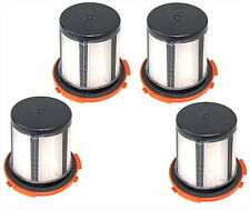 4x H12 Washable Filter for AEG-Electrolux  Viva Flash AE 7340, AE 7345, AE 7380