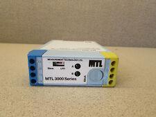 MTL MEASUREMENT TECHNOLOGY LTD MTL-3014 SWITCH / PROXIMITY DETECTOR RELAY