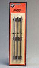 LIONEL 027 GAUGE INSULATED STRAIGHT TRACK SECTION o gauge train 6-12841 NEW