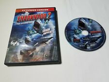 Sharknado 2: The Second One (DVD, 2014) free shipping