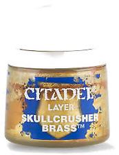 Citadel Layer Paint Skullcrusher Brass