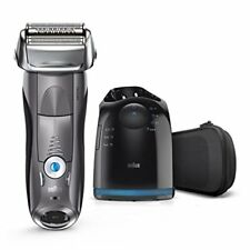 166343 Braun Series 7 - 7865cc Wet&dry Herrenrasierer mit Clean&charge Station-