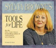 Tools for Life by Sylvia Browne 4 CD SET  (2003, CD)
