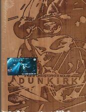 Dunkirk UHD Club 08 Laser Wooden Box Limited Edition E1 Amaray (China Import)