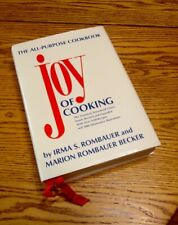 Joy of Cooking 1975 Edition -EXCELLENT-Free Shipping -Hardcover