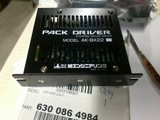 Pack Driver stepping motor driver Ak-Bx22 Universal Instruments p/n 630 086 4984