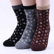 LOUIS MICKEY 4pairs(4COLOR)=1pack women woman girl INTYPE pattern SOCKS [ukfx]