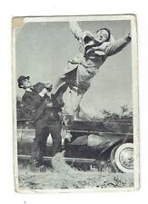 James Bond #3 1965 Glidrose Trading Card - Trouble in Jamaica - Agent 007