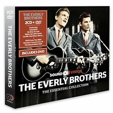 The Everly Brothers Essential Collection 2 Cds & 1983 Reunion (Albert Hall) DVD