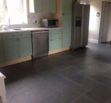 Grey Slate Floor Tiles 800 X 400 Best Deal On Ebay