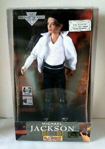 1997 Street Life - Michael Jackson Action Figure - Black or White