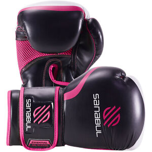 Sanabul Essential Gel Training Boxing Gloves