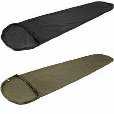 Snugpak Bivvi Bag - Waterproof Sleeping Bag Cover - Olive or Black