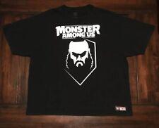 WWE Wrestling Braun Strowman Monster Among Us Shirt Adult 2XL