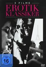 9 1/2 Wochen+Der letzte Tango in Paris+Wilde Orchidee- Erotik Klassiker-DVD1780